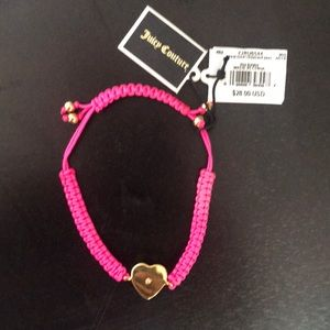Juicy Couture Jewelry - Juicy Couture Friendship Bracelet